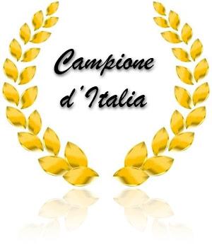 La Fratellanza Modena Campione d'Italia