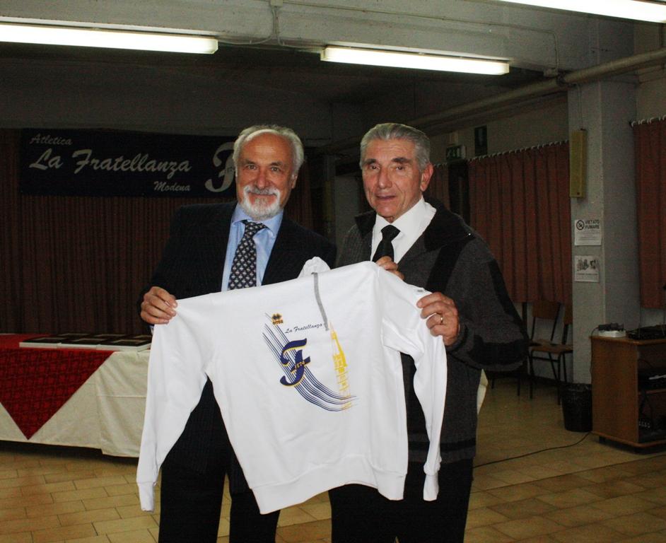 Cena Fratellanza: in 250 a festeggiare i successi del 2013. Pighi e Giomi presenze illustri