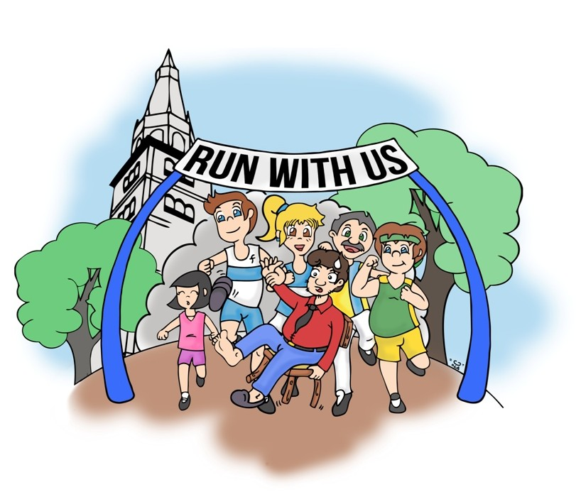 Run With Us