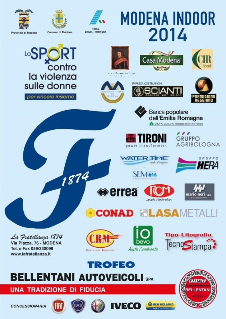 Modena Indoor 2014