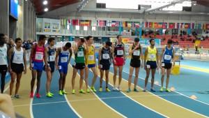 ElHoudni Yassine partenza 1500