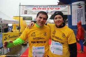 RunWithUs partecipanti Corrida 2014