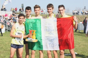 Cross Campioni ITA junior