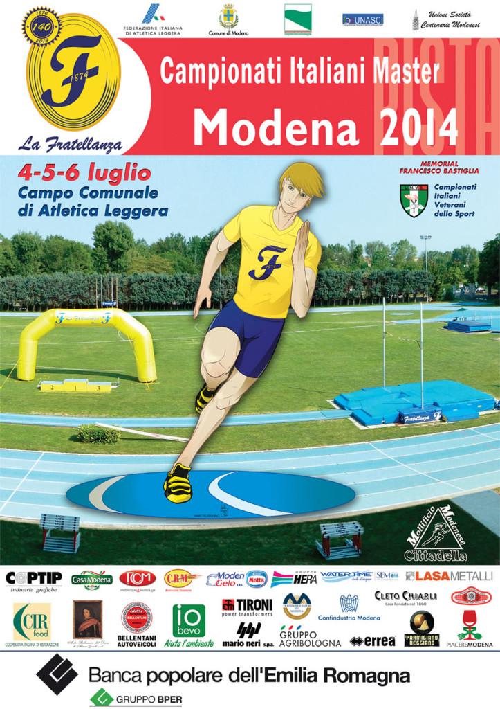 CAMPIONATI ITALIANI MASTER 2014