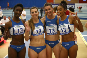 Campionati Italiani Assoluti Indoor 2015