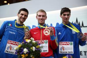Campionati Europei Indoor di Atletica Leggera2015