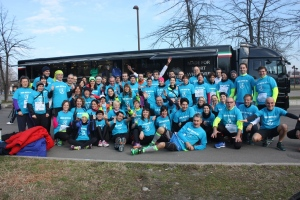run with us alla Corrida 2015