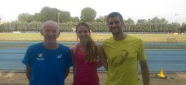 Olimpiadi per Chesani, Corradi alla guida della squadra del salto in alto italiana