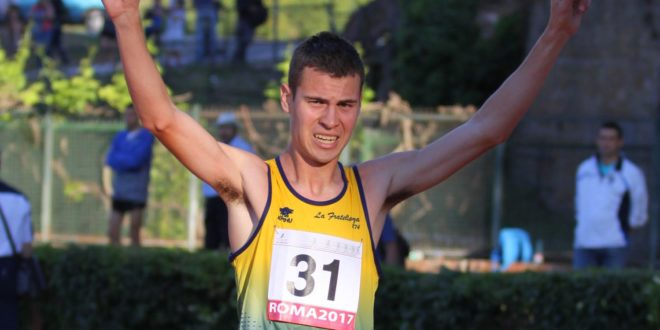 Giacobazzi torna in maratona, domenica sarà a Torino. Modena e Tirrenia, ecco i modenesi in raduno con le nazionali