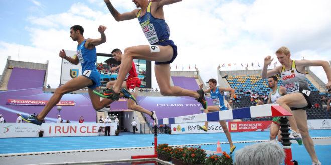 Simone Colombini è in finale agli Europei Under 23. Oggi ha passato il turno nei 3000 siepi