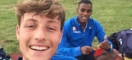 Simone Colombini agli Europei under 23. Venerdì scenderà in pista nei 3000 siepi. A Orvieto otto master sono campioni italiani