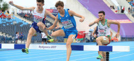 Simone Colombini ottavo agli Europei nei 3000 siepi