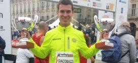 "Giacobazzi vince la Maratona di Torino: ""Ora mi sento un maratoneta"""