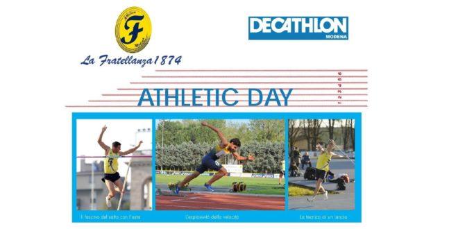 Salti in piazza all'undicesima edizione: questo e molto altro all'Athletic Day presso Decathlon (MO)