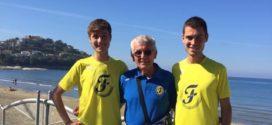 Giacobazzi terzo assoluto e prima promessa al tricolore di mezza maratona, argento per Colombini. Exploit per Cozza nella 20km di marcia