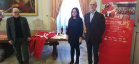 """Presentata oggi la """"Christmas Run"""" presso il Comune di Modena, domani grande festa al Forum Monzani per le premiazioni dell'anno 2017"""