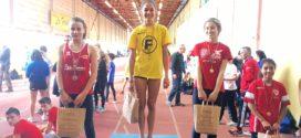 Indoor: Sara Modena subito in alto. Fornasari vince i 50 metri. A Modena tanti i giovani in gara