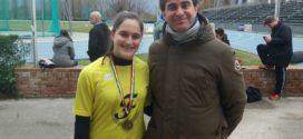 Lucilla Celeghini è bronzo agli italiani di lanci. Ad Ancona i master brillano con 16 medaglie