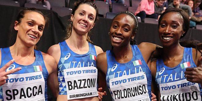 Lukudo tra le big ai mondiali di atletica: centra la semifinale nei 400 poi trascina l'Italia in finale nella 4×400