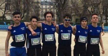 L'istituto Cavazzi di Pavullo, decimo ai mondiali studenteschi. Gli atleti della Fratellanza brillano in Francia