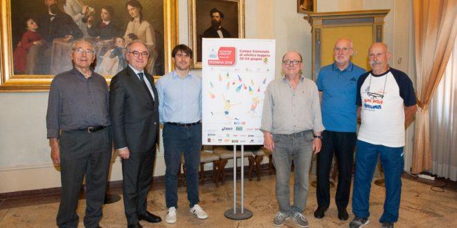 Conferenza Stampa Finale ORO: presentata oggi in Comune l'edizione 2018. A Modena nel weekend in palio gli scudetti