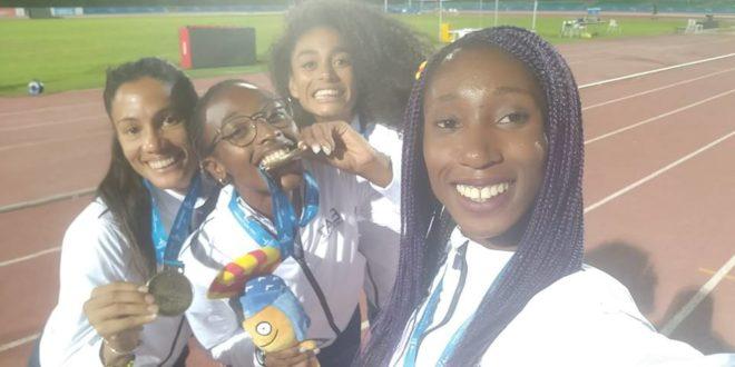 Oro per Raffaella Lukudo ai Giochi del Mediterraneo nella 4×400