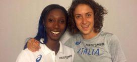 Venerdì in gara Raffella Lukudo e Francesca Bertoni agli Europei di Berlino