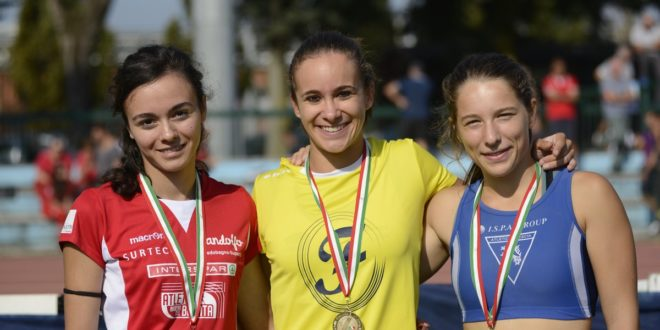 Campionati di Società Under 23, Fratellanza al sesto posto in Italia