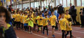 Festa di sport per oltre 500 ragazzi nella Rassegna Regionale Indoor