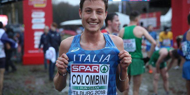 Eurocross 2018, Colombini dodicesimo e primo italiano Under 23