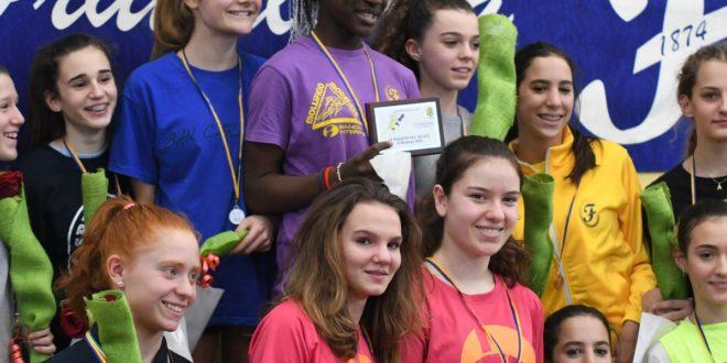 Endurance Okoije e Viviana Mawuli sono i ragazzi più veloci di Modena tra le Scuole Medie
