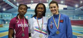 Diverse finali sfiorate per gli atleti gialloblu ad Ancona. Lukudo si conferma campionessa italiana