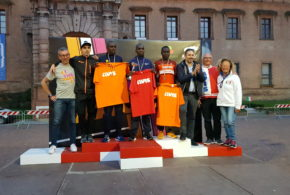 The Race parla keniano, vince Casolari nei 1500. Cadetti in grande spolvero a Reggiolo