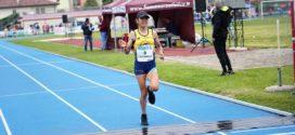 Campionati italiani 10000 su pista, bronzo per Cascavilla