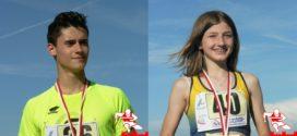 Trofeo Coni, successi per Samuele Costanzini e Alessia Gavioli