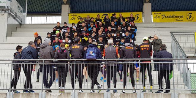 Run With Us, oltre cento runners alla presentazione della nuova stagione