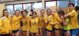 Modena, grande kermesse per i giovani. Oltre 200 atleti gialloblù in gara nel weekend fra Indoor e Cross