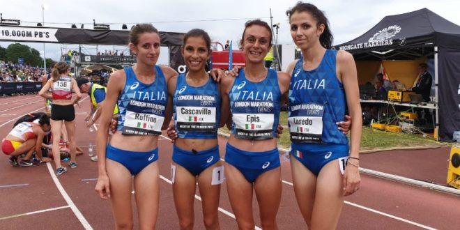 Cascavilla ai Mondiali di mezza maratona, ma c'è il rinvio al 17 ottobre. In Italia stop fino al 3 aprile