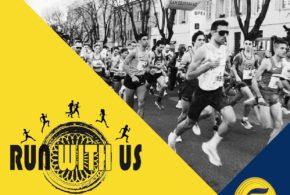 Run With Us, nuova stagione 2021/22