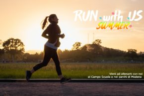 Run With Us summer 2021