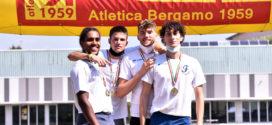CdS Under 23, terzo gradino del podio per i ragazzi