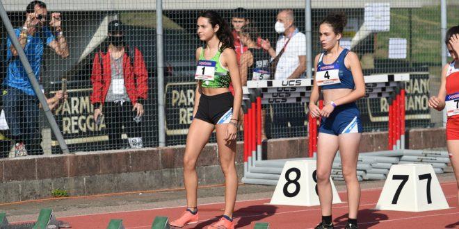 Italiani Cadetti, Emilia Romagna sesta con i 4 gialloblù in gara